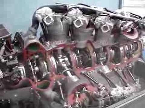 R 4360 Pratt Amp Whitney Engine Youtube