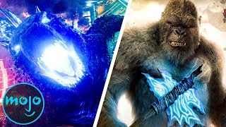 Top 10 Godzilla vs Kong Moments