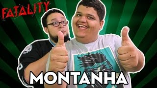 GAME CASTIGO - GORDOX VS. MONTANHA #16