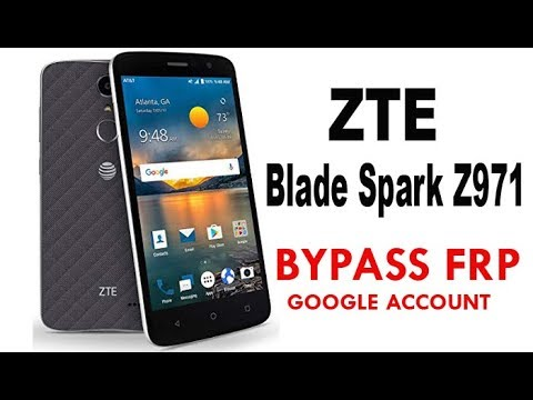 ZTE Blade Spark /Google account bypass | ZTE Z971 100% Working