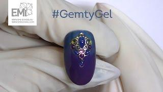 Мастер-класс омбре + Gemty gel
