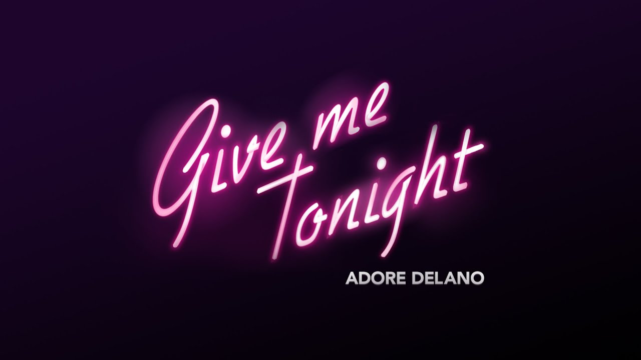 give me tonight: