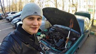 BMW E36 M40 небольшой ремонт :)