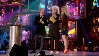 Download Brian May announces Adele Live Performance of Year BBC Music Awards 101215 Mp3 and Videos