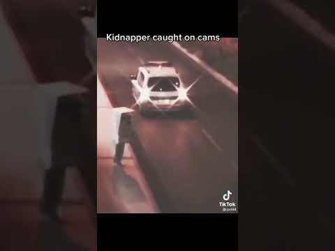 Some Guy Running From A Police Car