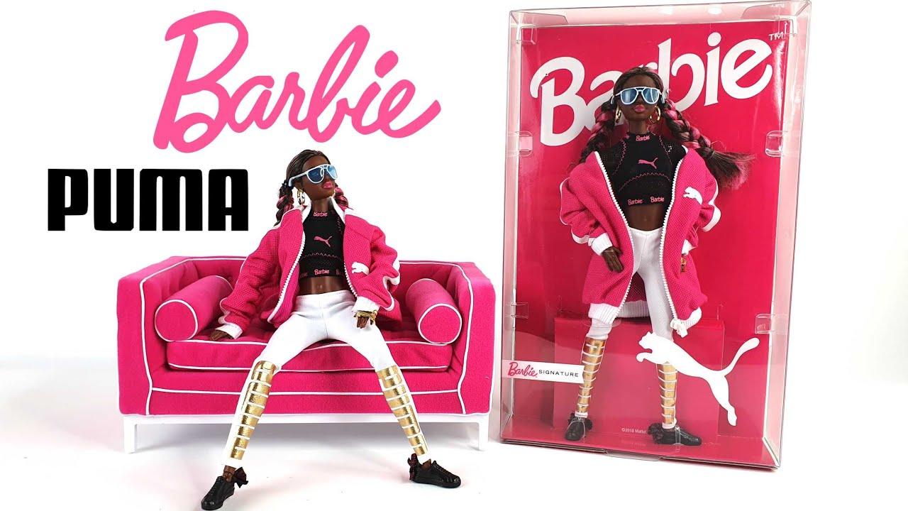 barbie signature puma