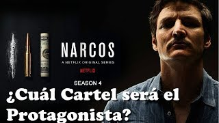 Noticias de NARCOS TEMPORADA 4