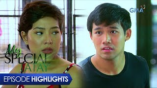 My Special Tatay: Aubrey changes for Boyet | Episode 83