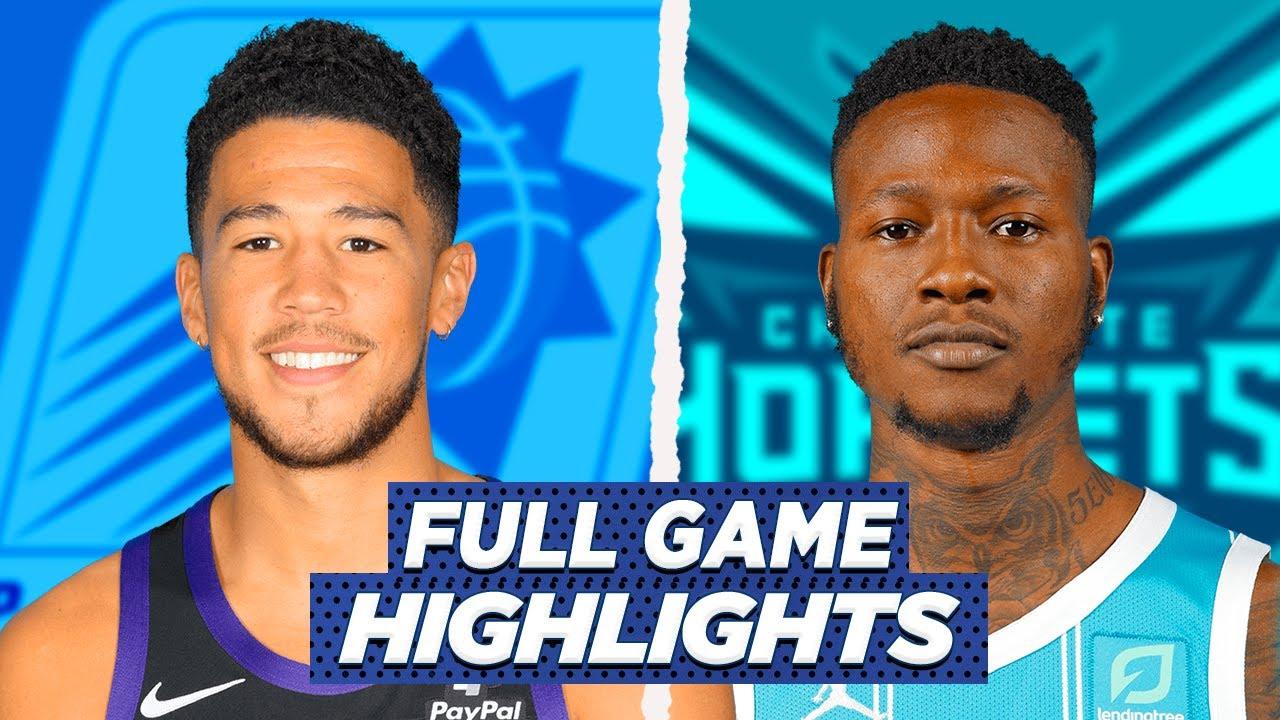 Download SUNS vs HORNETS FULL GAME HIGHLIGHTS | 2021 NBA SEASON