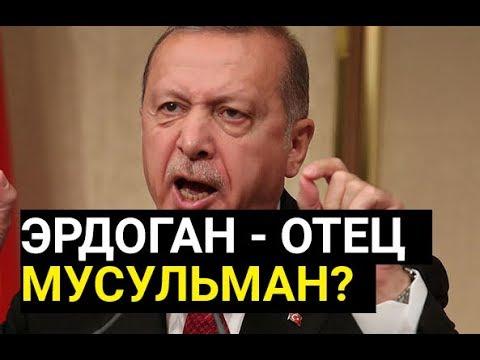 Эрдоган ВСТУПИЛСЯ за