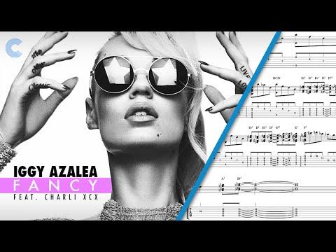 Sheet Music, Chords, and More (Soprano Sax - Fancy - Iggy ... | 480 x 360 jpeg 36kB