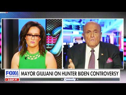 Rudy Giuliani EXPLODES When Fox Host Debunks His Lies