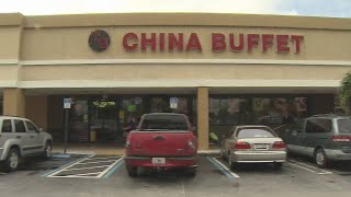 Inspectors find 110 violations at China Buffet