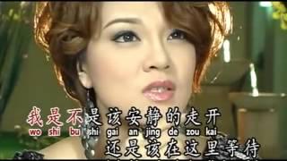 Wo Shi Bu Shi Gai An Jing De Zou Kai Angela [我是不是该安静的走开 安祈尔] KTV