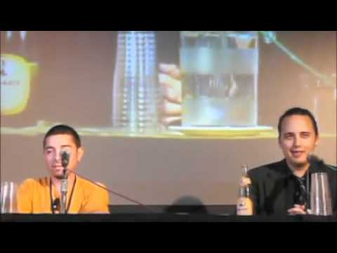 2010 The Next HOPE   Informants   Adrian Lamo Part 3 m4v www Keep Tube com