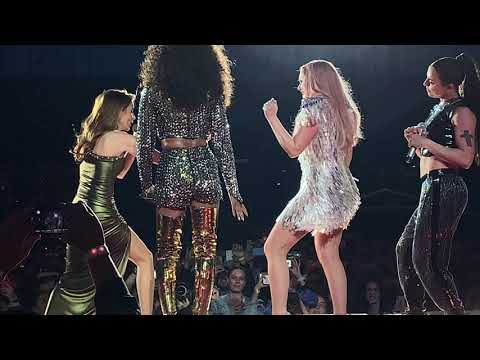 Spice Girls Coventry 2019 - Never Give Up On The Good Times