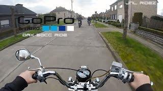gopro dax 50cc ride