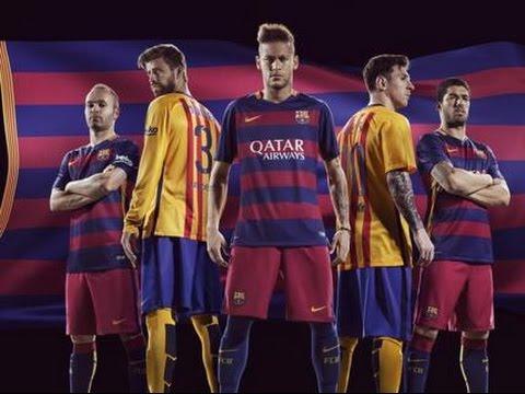 FC Barcelona 2014-15 SEASON  LEAGUE TITLE  ALL HIGHLIGHTS PART 1