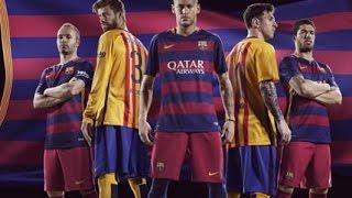 FC Barcelona 2014-15 SEASON  LEAGUE TITLE  ALL HIGHLIGHTS PART 1●HD