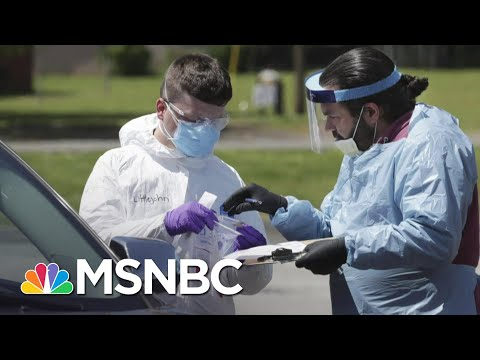 Trump Still Insists 'Anyone' Can Get Tested For Coronavirus; It's Not True. | The Last Word | MSNBC