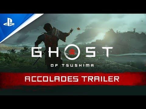 Ghost of Tsushima – Official Accolades Trailer   PS4