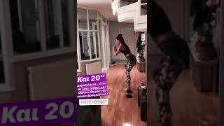 Χριστινα Μπόμπα-γυμναστικη στο σπιτι #4