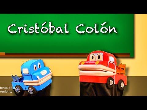¿ Quién fue Cristobal Colón ? Biografías para Niños - Barney El Camión - Videos Educativos