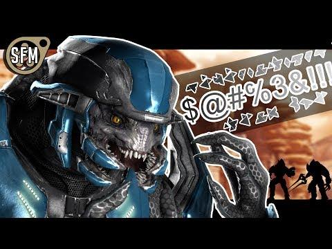 """""""The Shit Elites say"""" - SFM Halo Animation"""