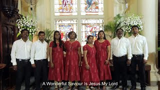 He Hideth My Soul by Voctet Ensemble for Classic Hymns album Sweet Hour of Prayer