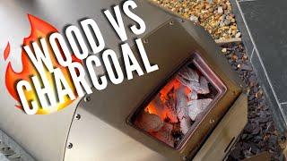 Ooni Charcoal vs Wood Comparison