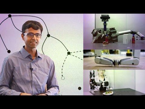 RI Seminar: Sidd Srinivasa: Robotic Manipulation...