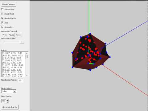 Download Convex Hull 3D Gift Wrap Algorithm