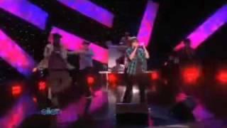 Justin Bieber on ELLEN SHOW singing