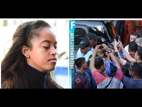 ENTITLED MALIA OBAMA JUST GOT HER OWN AMERICAN HOLIDAY AND YOU WON'T BELIEVE WHAT IT IS!