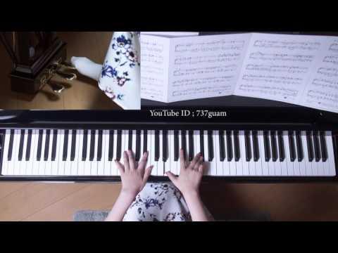 himawari  ピアノ Mren  (ぷりんと楽譜・中級=月刊ピアノ) 映画『君の膵臓をたべたい』主題歌