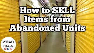 storage-unit-selling-beginners-training-course-how-to-make-money-real-life-storage-wars-auction