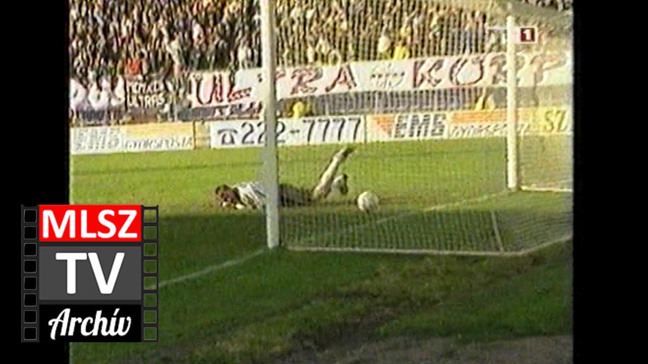 Újpest-Honvéd | 7-2 | 2001. 09. 08 | MLSZ TV Archív