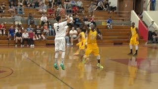 Lonzo Ball '16, Chino Hills Sophomore, 2013 UA Holiday Classic at Torrey Pines