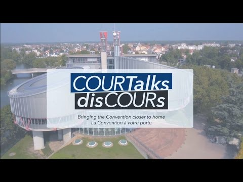 (ENG) ECHR - COURTalks-disCOURs, Admissibility of an application (English version)
