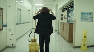 танец уборщика скауты против зомби
