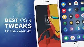 BEST iOS 9 Cydia TWEAKS Of The Week #3 2016 For iPhone, iPod & iPad