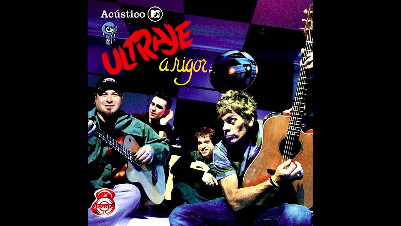 Download ultraje a rigor acústico mtv (2005) rock download.