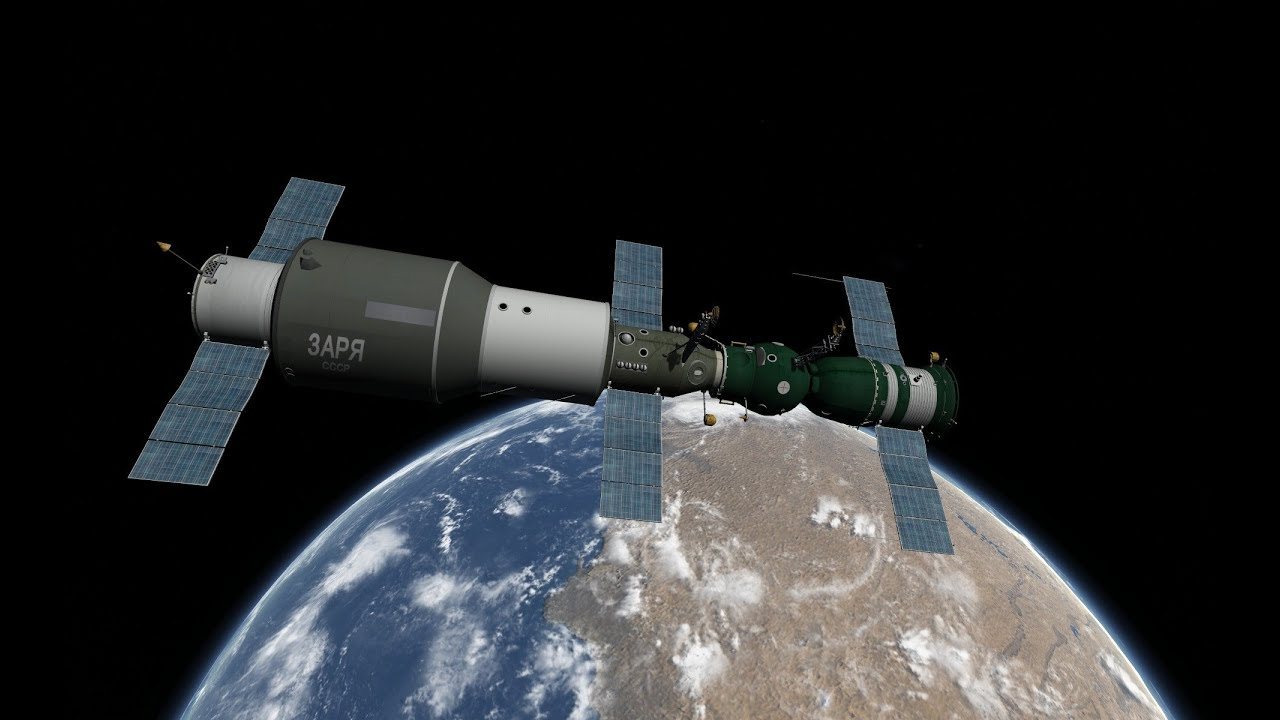 19 April dalam Sejarah: Stasiun Ruang Angkasa Pertama, Salyut 1, Berhasil Mengorbit
