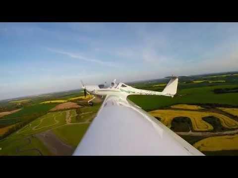 Enstone Summer Flying