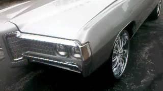 FOR SALE 1969 Pontiac Catalina Convertible, $13,500, call 7023338321