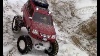 Video Honda CR-V in the Snow download MP3, 3GP, MP4, WEBM, AVI, FLV Juli 2018