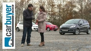 Best small cars - Ford Fiesta vs VW Polo vs Kia Rio - CarBuyer