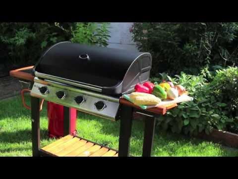 0 - Maxxus BBQ Chief 6.2 Gasgrill
