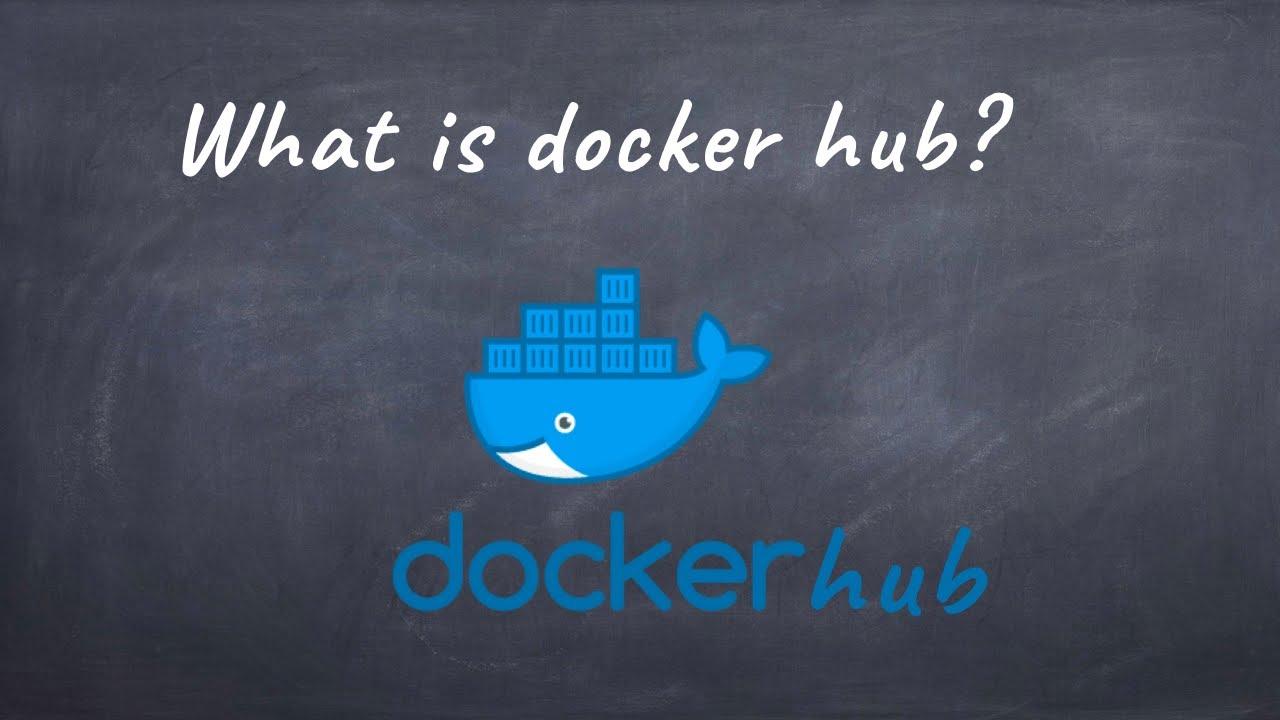 What is docker hub