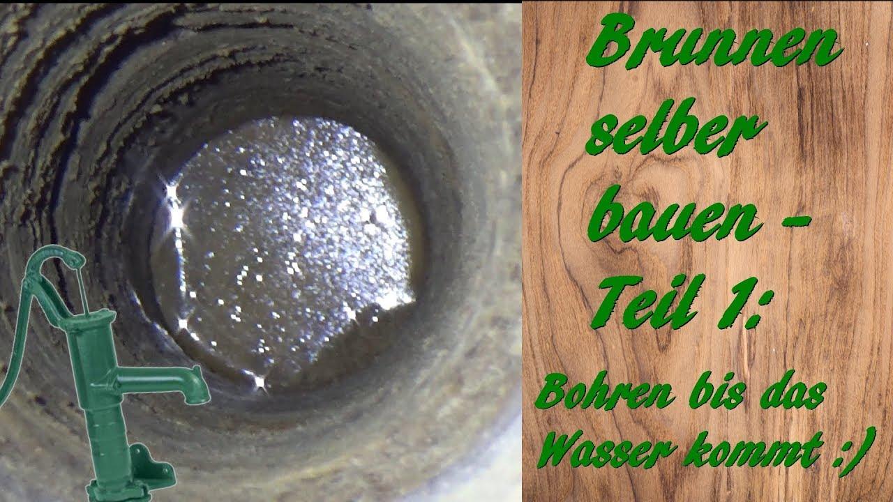 Brunnenbohren Von Hand Anleitung Das Bohren Well Drilling